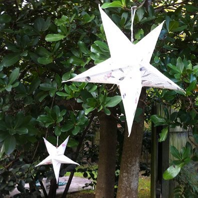 Small Star Latern Example