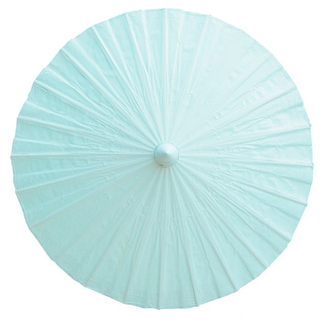70cm Light Blue- waxed cotton