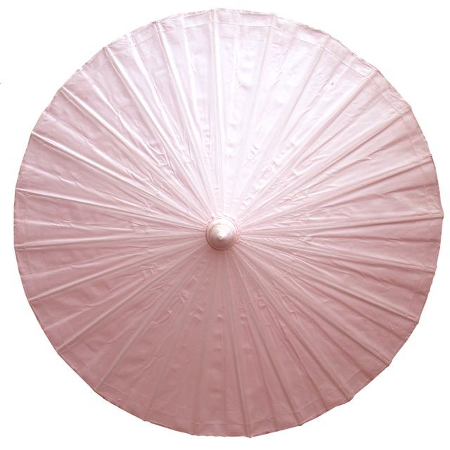 70cm Pale Pink- waxed cotton